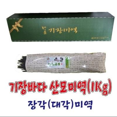 [용궁수산] 기장특산품 기장바다 산모미역(85Cm,1Kg)/가닥미역/장각미역/대각미역